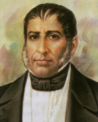 José Joaquín de Herrera 1844