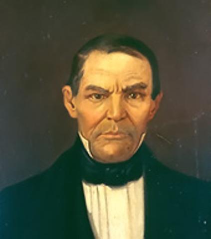 Pedro María Anaya 1847