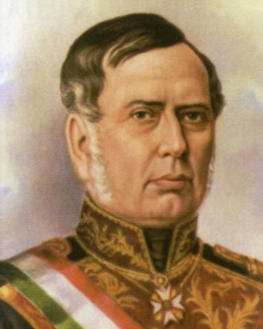 Mariano Arista 1851-1853