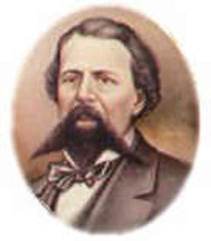 Rómulo Díaz de la Vega 1855