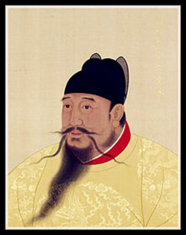 Yongle becomes Ming Emperor