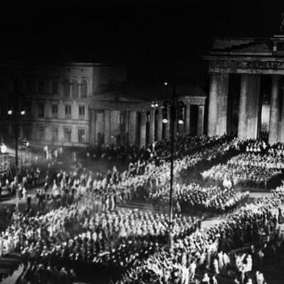 "Hitlers ""Machtergreifung"" timeline"