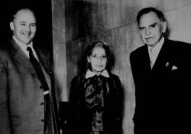 Otto Hahn And Fritz Strassmann