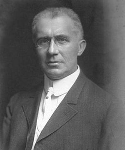 Emile Berliner's Grammophone Patented