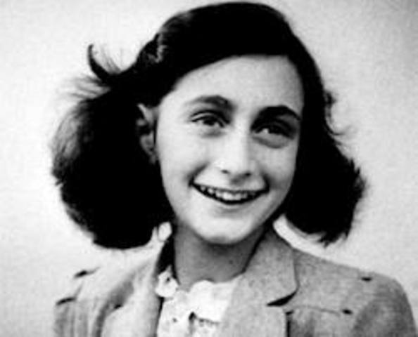 The Holocaust Anne Frank