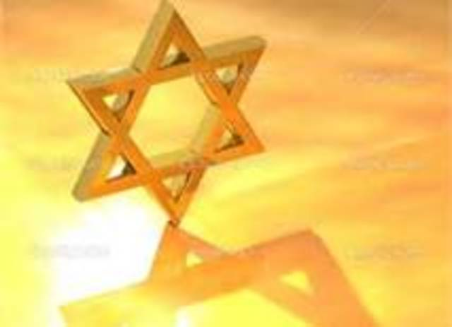 Jews must display a Star of David in their homes.