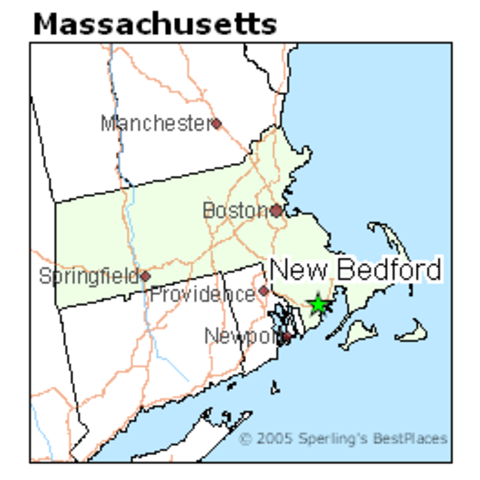 Moves to New Bedford