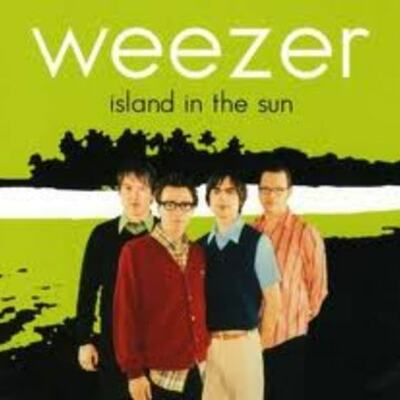 Island In the Sun by Weezer timeline
