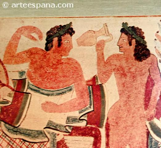 •Arte etrusco