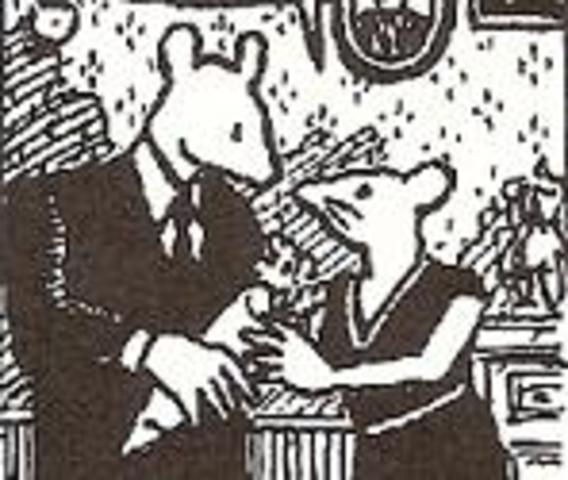 Vladek Spiegelman marries Anja Zylberberg