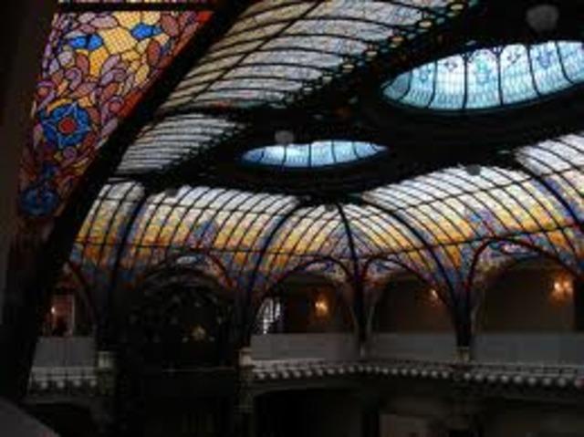 •Art Nouveau