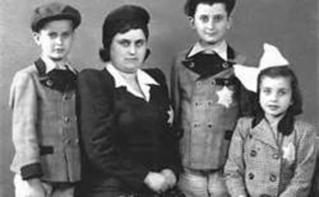 Jews cannot testify in court against Germans.