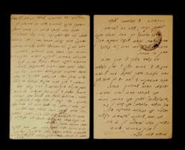 Jewish writers no longer to write
