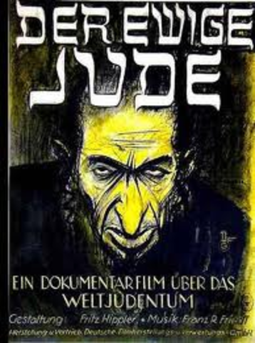 Olympics are held in Berlin,Germany. All Anti- jew propoganda removed