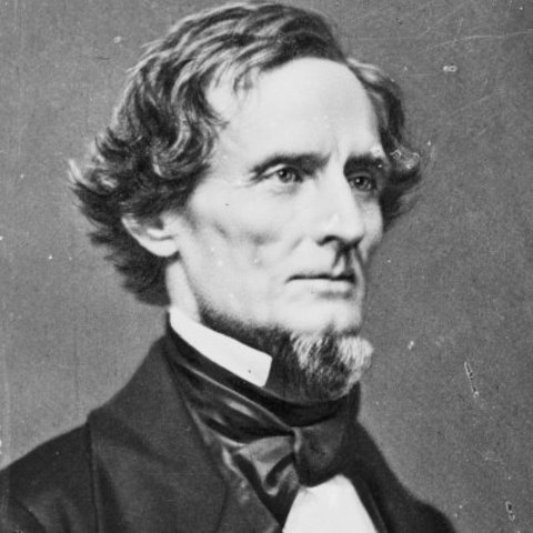 Jefferson Davis Becomes the New President of The CSA