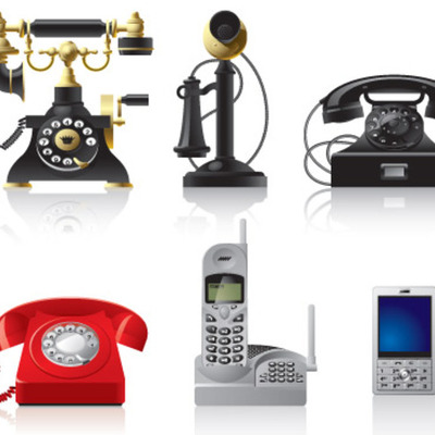 Evolution of the Telephone timeline