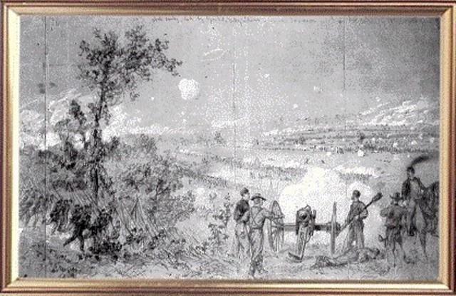 McClellan loses Seven Days' Battle