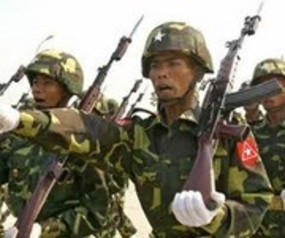 Formation of Burma Independance Army