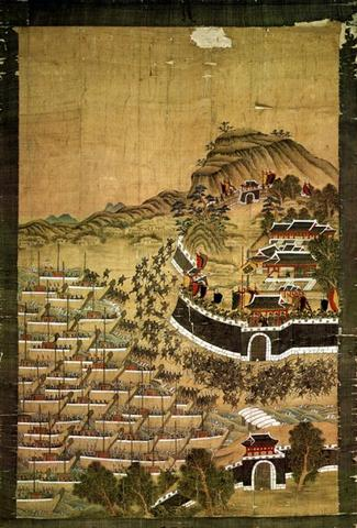 First Japanese Invasion of Korea (Imjin Waeran)