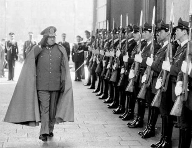 Chile under Augusto Pinochet
