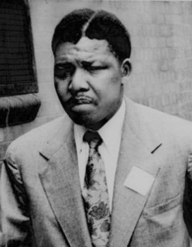 Nelson Mandela Sentenced to Life in Prison