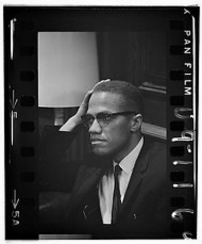 Malcolm X Is Assassinated by Black Muslims