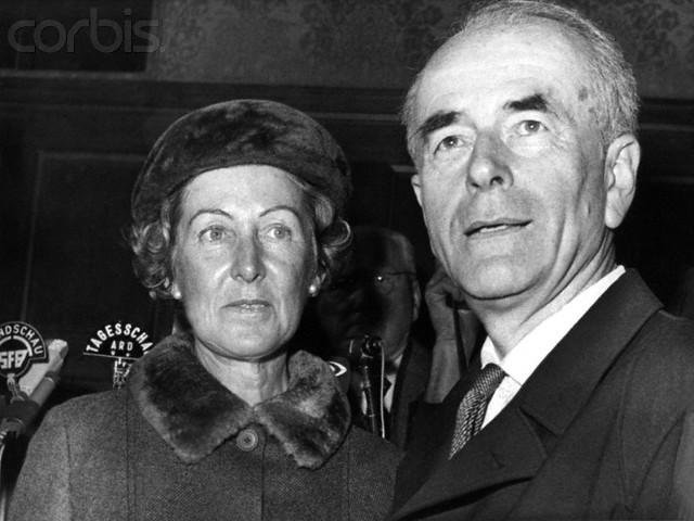 Nazi Albert Speer Released From Spandau Prison