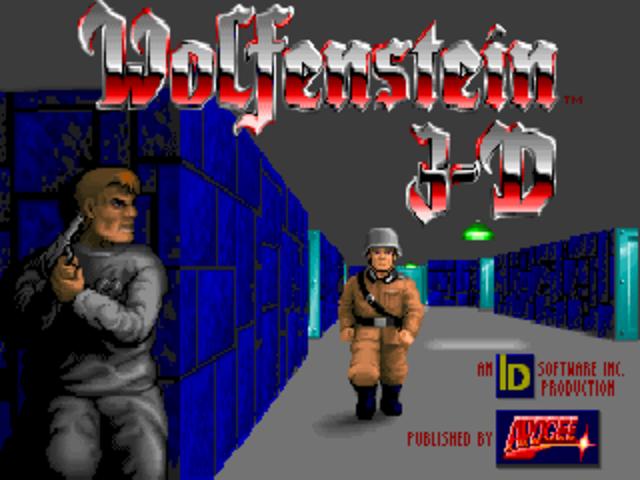 Wolfenstein 3D - Ray Casting