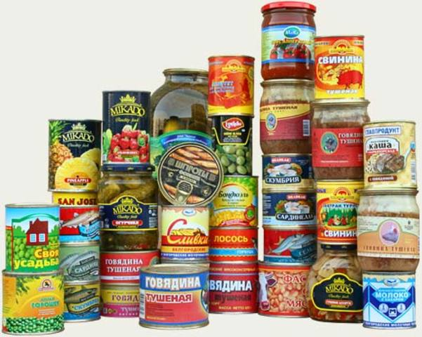 Canning/Canned Food