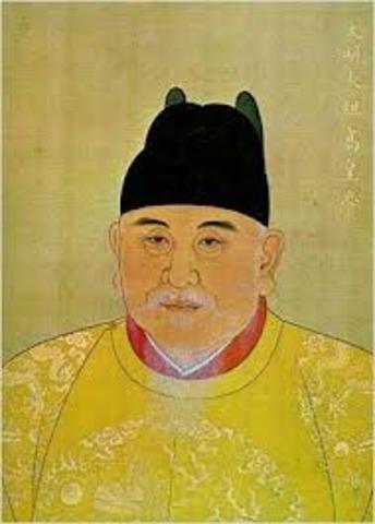 Yongolo becomes Ming Emperor