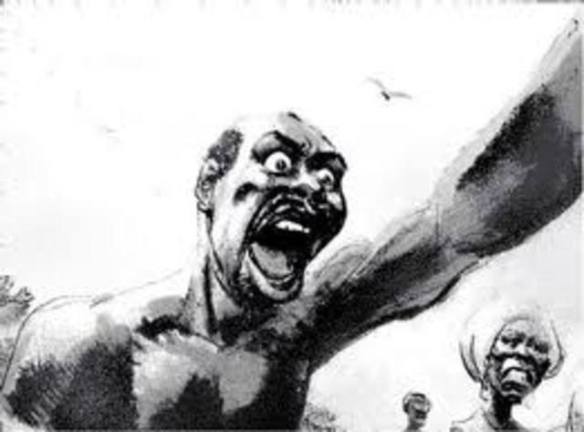 The First Slaverevolts in Hispanola