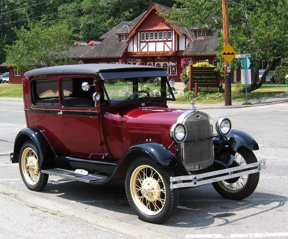 Model J Ford
