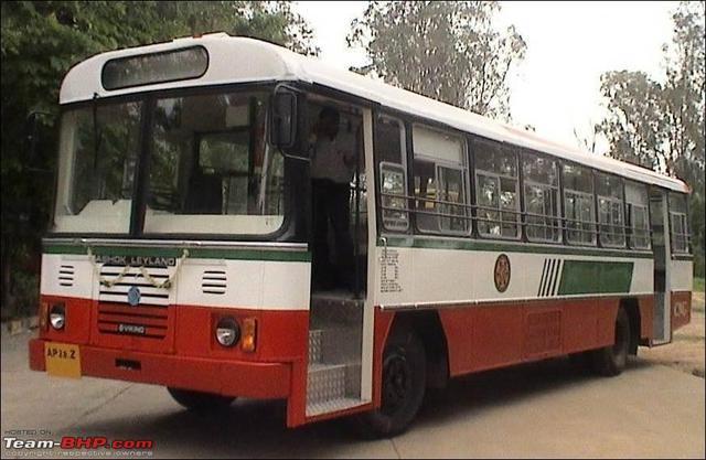 Air Suspension Bus