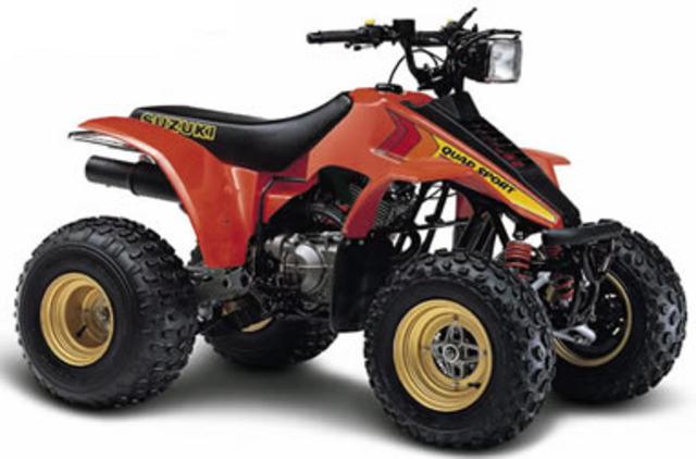 Suziki ATV