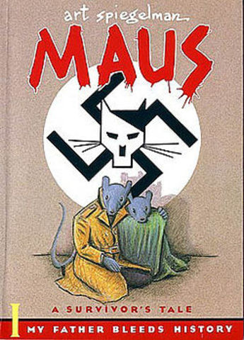 Maus is published
