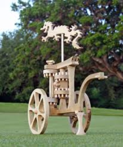 Invention - The South Pointing Chariot