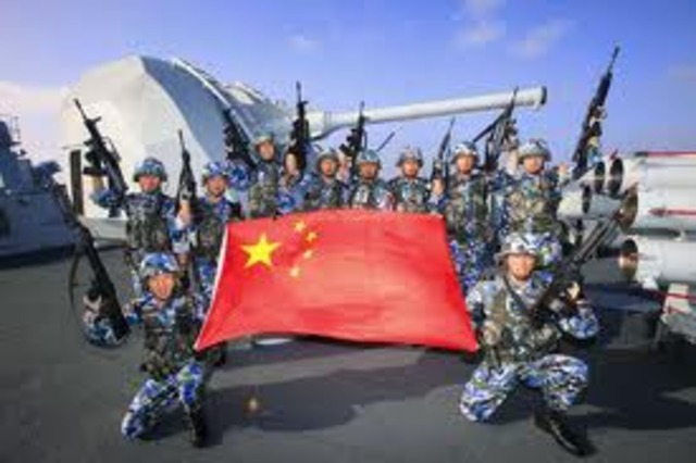 Chinas first Navy is established