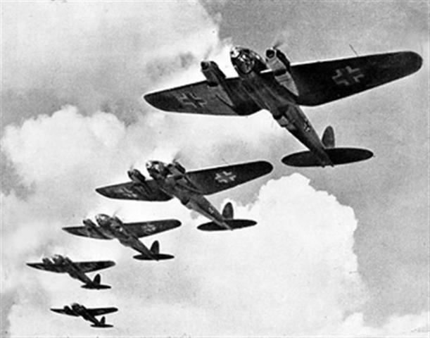 Battle of Britain ends (Nazis defeated)