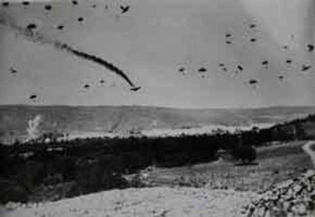 Yugoslavia surrenders to Germany