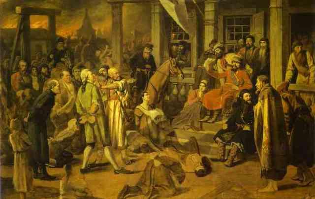 Pugachev's Rebellion