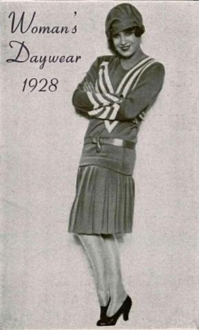 1925-1930 fashion