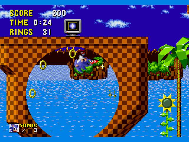 Sonic the Hedgehog - Multiple