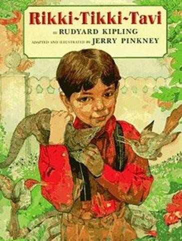 Rikki-Tikki-Tavi av Rudyard Kipling