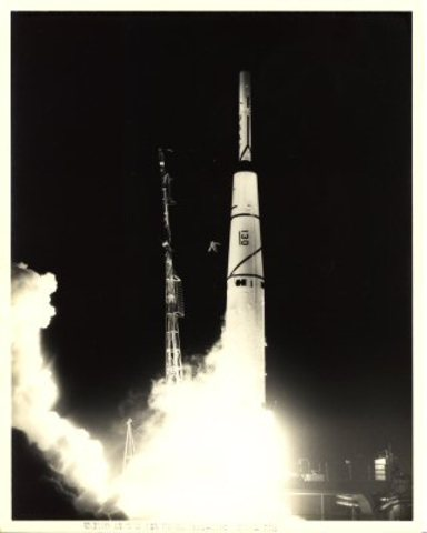 First spacecraft to reach the moon was launched