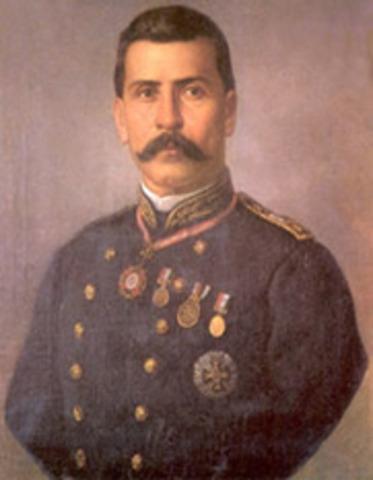 Porfirio Díaz  1876-1911