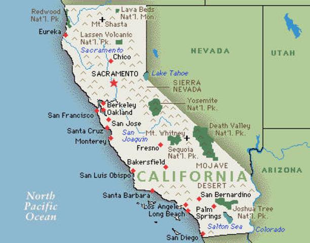 Constitution of California