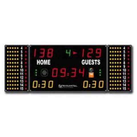 Football Eletronic Scoreboard