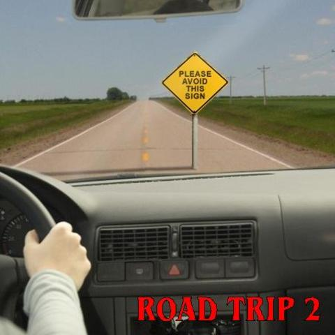 """Road Trip 2"" is started, but left unfinished"