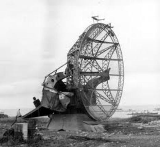 First Practical Radar