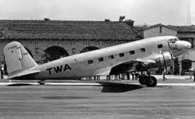 12-Passenger Twin Engine DC-1